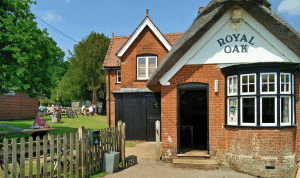 Royal Oak fritham