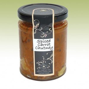 Spiced Carrot Chutney