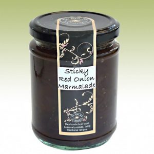 Sticky Red Onion Marmalade