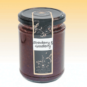 Strawberry & Gooseberry Jam